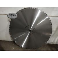 Wholesale single u tooth, 1200mm Diamond Wall Saw Concrete Cutting Blades With Sharp Segments from china suppliers