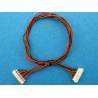 Wholesale dongguan led electrical wire assemblies,jst 0.8mm pitch, with pcb header from china suppliers