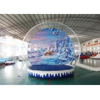 Buy cheap Inflatable Snow Globe / Bubble Tent for Take Ptoto and Exhibition from wholesalers