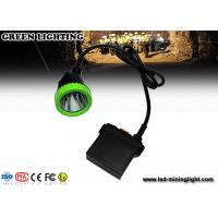 Wholesale 5W LED Mining Light With 50000lux Super Brightness 11.2Ah LED Mining Headlamp from china suppliers
