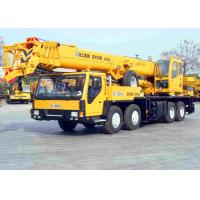 Wholesale Durable Safety Transportion Hydraulic Truck Crane QY50K-II from china suppliers
