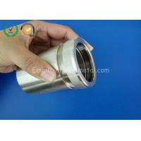 Quality Stainless Steel CNC Machining Parts , CNC Machined Components For LED Light Shell for sale