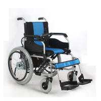 Wholesale Disabled Collapsible Electric Wheelchair from china suppliers