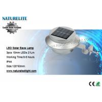 Quality Light sensor Solar Led Street Lights Rope  String Outdoor Fairy  Φ10 led 21lm for sale