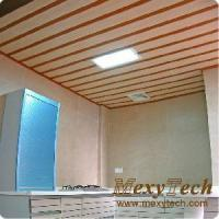Buy cheap Flat Eco-Wood Ceiling 100x15mm (MC06) from wholesalers