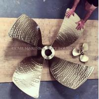 Buy cheap China 4 blade type marine ship/boat bronze propeller from wholesalers