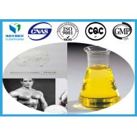 Wholesale Drostanolone Enanthate Injectable Anabolic Steroids Hormone Oil 100mg/ml from china suppliers