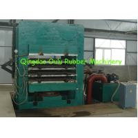 Wholesale Automatic Control EVA Foam Sheet Extrusion Line , Frame Structure Rubber Vulcanizing Machine from china suppliers