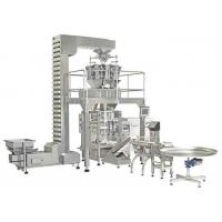 Wholesale Vertical packaging machine  with 10 heads weigher from china suppliers