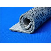 Quality Industrial Felt Fabric Felt Backed Carpet Underlay Spunlace Coated for sale