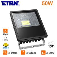 Wholesale ETRN Brand CREE LED 50W LED Floodlights LED Outdoor Spotlights Cast light from china suppliers