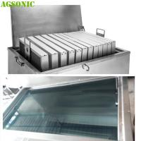 Wholesale Commercial Stainless Steel Soak Tank For Pizza Pan And Oven Pan Degreasing from china suppliers