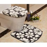 Wholesale Hotel living room 2 Piece Bath Mat Set Of Water absorption microfiber from china suppliers