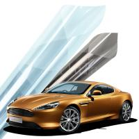 Wholesale High quality 2ply SRC plastic auto window metal tint film in 1.52*30m from china suppliers