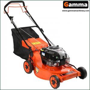 China 22'' lawn mower, self-propelled,grass cutter, gasonline mower, cutting width 56cm, BS engine on sale