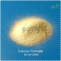 Calcium Formate as Cement Accelerator