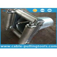 Wholesale Guide Bellmouth Lockable Multiple Roller Underground Cable Tool Cable Laying Equipment from china suppliers