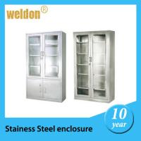 Wholesale sheet metal enclosure stainless steel sheet metal fabrication Aluminum from china suppliers