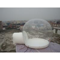 Wholesale Inflatable Snow Globe / Bubble Tent for Exhibition from china suppliers