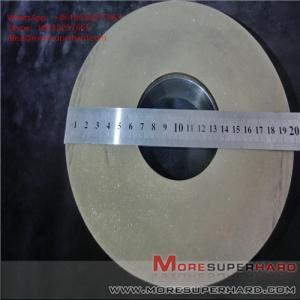 Wholesale Metal bond diamond grinding wheel machining magnetic material  ALisa@moresuperhard.com from china suppliers