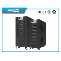 Wholesale 3 / 3 phase Low Frequency Online UPS With Low Voltage Protection For Industry from china suppliers