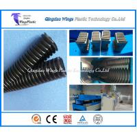 Buy cheap Plastic Flexible Conduit Making Machine, Threading Hose Production Line from wholesalers