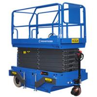 Wholesale Electrical Driven Mobile Scissor Lift ,6m Height, Convenient Operation from china suppliers