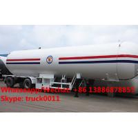 Wholesale Professional Chengli 3 axle 50cbm lpg tanker trailers for sale,Factory sale best price CLW lpg gas tank semitrailer from china suppliers