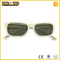 Quality lower price polarized cinema projector 3d glasses linear/circular for sale