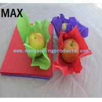 Wholesale Tissue Wrapping Paper for Fruit.14-22gsm Fruit Wrapping Paper from china suppliers