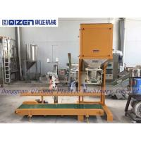 Wholesale 50KG Bag Rice Beans Fertilizer Automatic Weighing And Packing Machine 380V from china suppliers