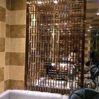 Wholesale Laser Cut Home Living Furniture Metal Room Divider Decorative screen from china suppliers