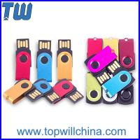 Wholesale Delicate Tiny Portable Swivel Usb Flash Memory 4GB 8GB Storage Products from china suppliers