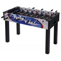 Quality MDF 4FT Soccer Table With Colorful Player , Easy Assembly Professional Foosball Table for sale