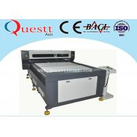 Wholesale 130 Watt CO2 Laser Engraving Machine 1.3x2.5m Cutting Size For Plastic / Wooden Sheet from china suppliers