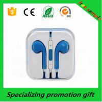 Wholesale Fashionable Electronic Promotional Products Android / iphone Earphone from china suppliers