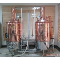 Wholesale 300L commercial beer equipment for brewpub/hotel/restaurant from china suppliers