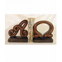 Wholesale AZ Symbol Bookend (72005-003)-office Booekends from china suppliers