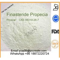 Wholesale Pharmaceutical Intermediates Anti - Androgen Medication Finasteride Treating Hair Loss from china suppliers