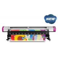 Wholesale High Efficiency Stable Solvent Based Printer 3.2M Print Width from china suppliers