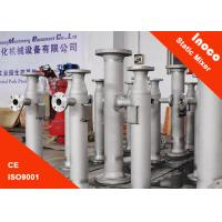 Wholesale BOCIN Customized Stainless Steel Pipeline Liquid Mixing Static Mixer For Silicon from china suppliers