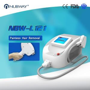 Wholesale 2017 Gran tamaño de punto 808nm diodo láser depilación máquina para todo el cuerpo from china suppliers