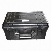Wholesale ABS plastic tool case with -25 to 98°C operating temperature from china suppliers
