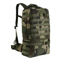 Wholesale Army Green Molle Tactical Gear Backpacks For Hiking , Tactical Day Pack from china suppliers