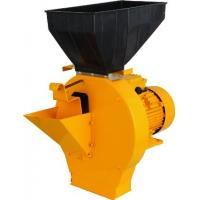 Wholesale IP54 0.75KW Household Poultry Feed Mill Machine For Pean / Peanut / Barley from china suppliers