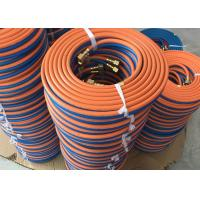"Wholesale ISO 3821 Grade R 1 / 4"" 50 FT Cutting Gas Welding Hose , Grade R welding gas hose from china suppliers"