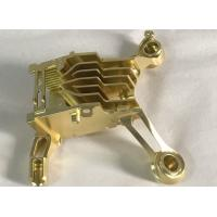 ABS PE PVC SLS Rapid Prototyping Molding with Aluminum Brass Powder Coating
