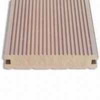 Wholesale Outdoor WPC Decking Tile, Measures 22x140mm, Easy to Install, Eco-friendly from china suppliers