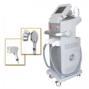 808 Laser IPL Multi Function Laser 2 Handpiece For Hair Removal And Photo Rejuvenation