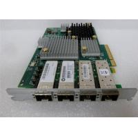 Wholesale LPE12004 8Gb PCIe EMULEX Fibre Channel Card Four Fibre Channel HBA Card from china suppliers
